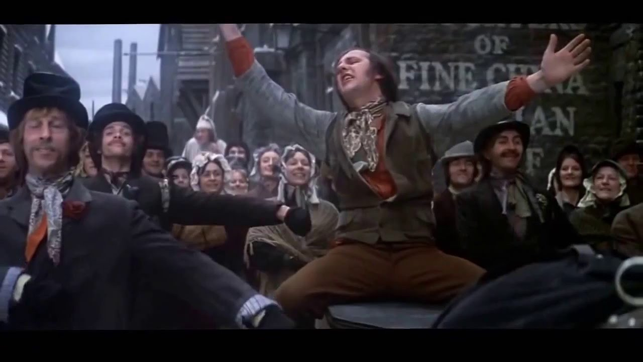 Scrooge Thank You Very Much - YouTube