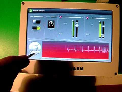 Qt Embedded Widgets Demo - YouTube