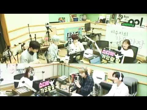 Day6 Park Sungjin Singing Kim Bumsoo's I Miss You