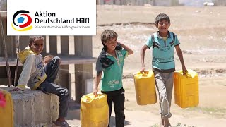 Nothilfe Jemen: Aktion Deutschland Hilft TV-Spot