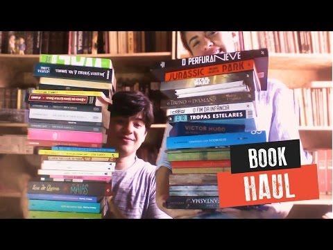 book-haul-agosto-|-2015