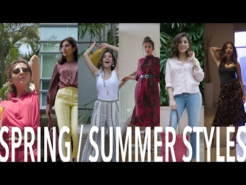 HOW I STYLED IT! | The Spring-summer collection by M&S