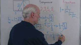 Sequences 6: Continued Fraction