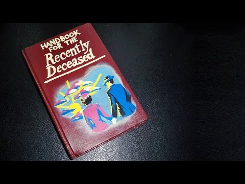 DIY Handbook for the Recently Deceased