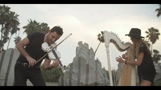 Nirvana Tribute - Heart Shaped Box - Violin & Harp