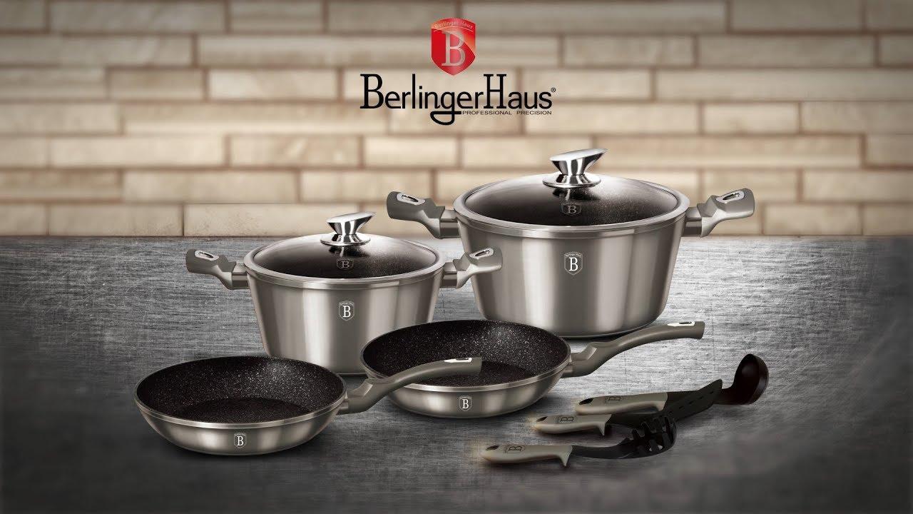 Berlinger Haus bh-2189 Frying Pans Carbon