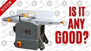 Review - Titan Ttb579pln 204mm Planer Thicknesser