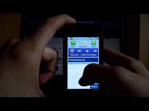 Muzyka w Samsung Wave 533. samsungbada.pl