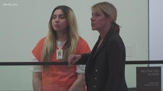 Woman convicted of killing sister in crash she livestreamed in court for new case