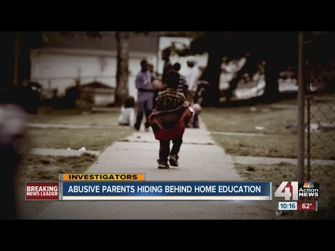 Abusive parents can hide behind home education