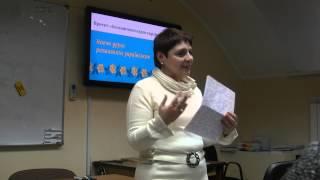 Тетяна Шептицька:Практики викладання, тематика лекційних занять та робота в групах. Частина 1