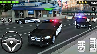 Emergency Car Driving, Racing Car 3D Simulator | Police Car, Fire Truck, Ambulance - Video For Kids