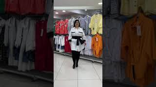 Рубашка Женская одежда оптом из Турции Большие размеры Wholesale women clothing DARKWIN DARKMEN