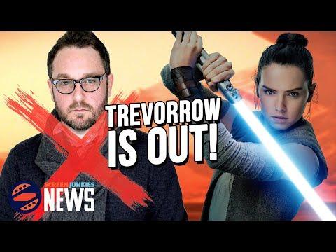 Star Wars Episode 9 LOSES Jurassic World Director Colin Trevorrow!