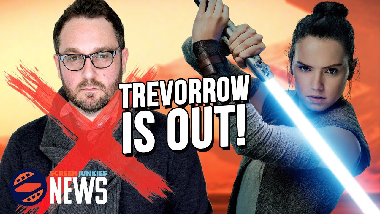 Star Wars Episode 9 LOSES Jurassic World Director Colin Trevorrow!