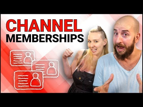 Channel Memberships | Making Money Beyond Ads ft. Simon and Martina