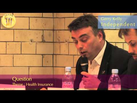 SICCDA Election Debate 2011, Universal Health Insurance