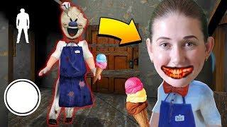 ПЛОХАЯ КОНЦОВКА ЗЛОГО МОРОЖЕНЩИКА KATALEX играет в Ice Scream Horror Neighborhood