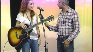 Breakfast Television: Jessie Farrell in Mavi