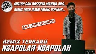Download Mp3 Bang Is - Ngapolah Ngapolah  Remix Version  Karya Ifka Putra Bungsu