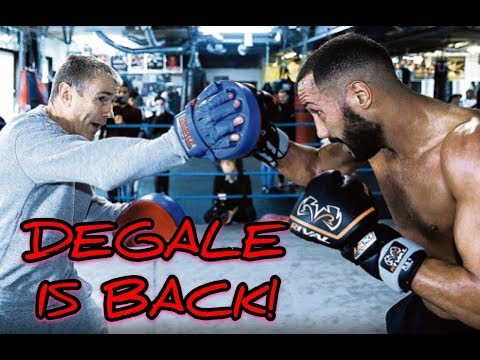 """""""JAMES DEGALE WAS FIGHTING WITH ONE ARM!"""" - JIMMY MAC GIVES AN UPDATE ON DEGALE RETURN"""