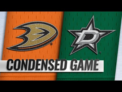10/13/18 Condensed Game: Ducks @ Stars