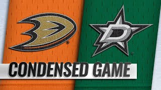Extended highlights of the Anaheim Ducks at the Dallas Stars For th...