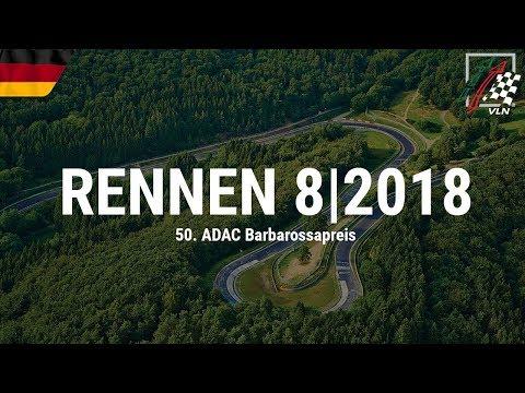 RE-LIVE: Das achte VLN-Saisonrennen 2018