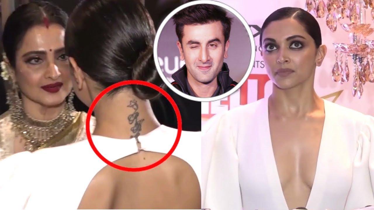 OMG! Deepika Padukone Still Has Ex Boyfriend Ranbir Kapoor ...