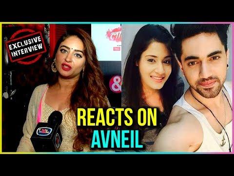 Mahi Vij React On Aditi Rathore and Zain Imam FANS Controversy   Exclusive   TellyMasala