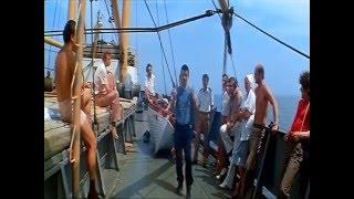 Каратэ  -  Пираты 20го века (Боевые сцены)
