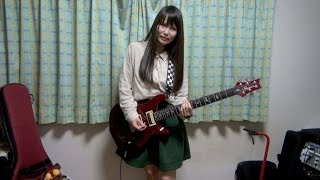 ONE OK ROCK『Deeper Deeper』をギターで弾いてみた!【星井あお(旧芸名ゆきこ)】 星井あお公式YouTube・旧芸名ゆきこ