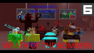 ROBLOX: Wrath of the bombers - thomasfan099 - Recommended Gameplay nr.0702 World 6