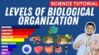 LEVELS OF BIOLOGICAL ORGANIZATION SCIENCE 7 QUARTER 2 MODULE 2 WEEK 3