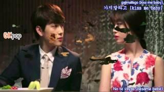 Kiss and Cry - Ji Yeon & Shorry J Ft. Seung Hee (Sub Español - Hangul - Roma) [Triangle OST]