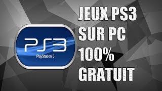 [2018]JOUER AU JEUX PS3 SUR PC 100% GRATUIT (EMULATEUR PS3)