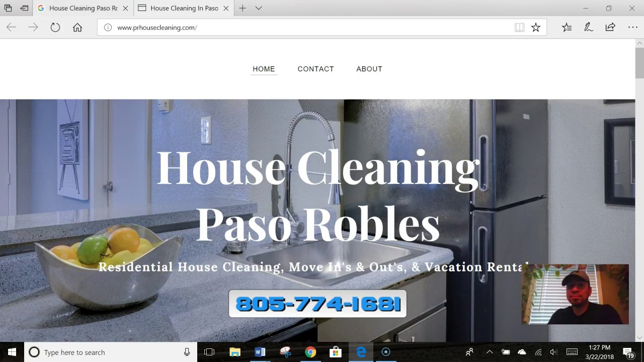 advertise house cleaning business how i get 20 calls a month for house cleaning services
