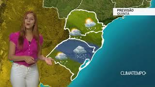 Previsão Sul - Região segue em alerta