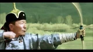 Toyota Mongolia 『LAND CRUISER』TV Commercial 2015- このCMは素晴ら...