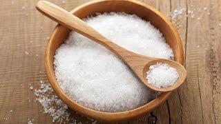 Le pouvoir du sel