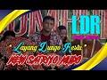 LDR  Layang Dungo Restu  Happy Asmara |   Cover Jaranan New Satriyo Mudo