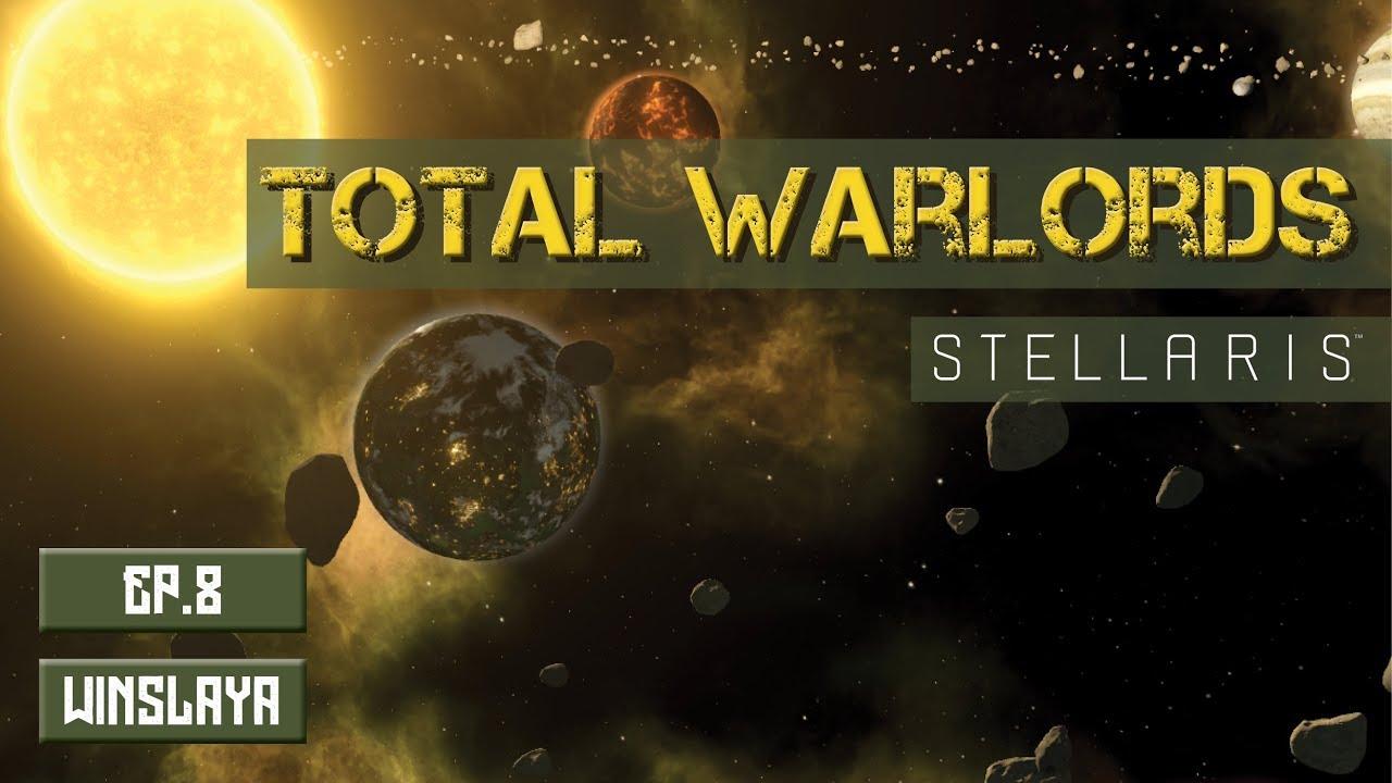 Stellaris 2 1 3: Total Warlords #8 - Mass Terraforming
