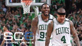 Paul Pierce On How Celtics Can Beat Cavaliers   SC6   May 17, 2017