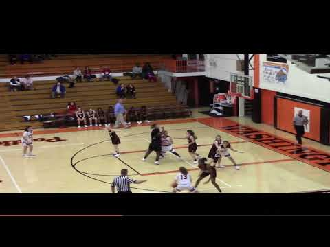 Georgia Duncan Highlights (2022) - 6'0 Combo Guard - Washington Community High School