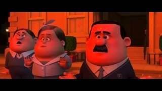 Трейлер №4 мультфильма «Ральф-разрушитель»