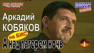 На БИС Аркадий КОБЯКОВ А над лагерем ночь Концерт в Санкт Петербурге 31 05 2013