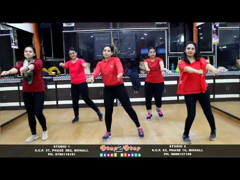 Yaad Piya Ki Aane Lagi Dance Performance | Step2Step Dance Studio Choreography | Girls Dance Video