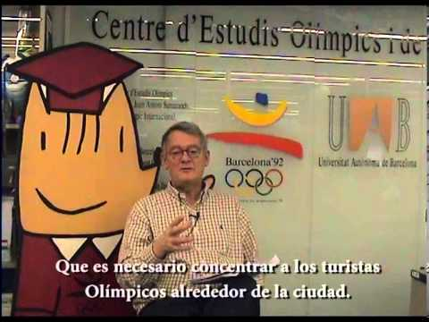 Legacy of The Barcelona Olympic Games 1992