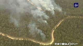 إجلاء عشرات الآلاف في استراليا بسبب الحرائق - (30/12/2019)
