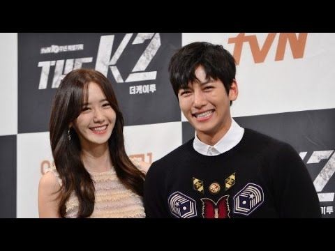 160920 Yoona and Ji Changwook